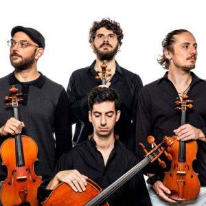 Sábado 5 de febrero 19.00h – Cuarteto Seikilos