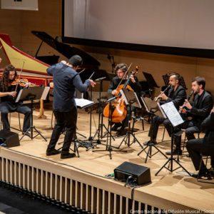 Sábado 13 de noviembre 19.00h – Ensemble Sonido Extremo